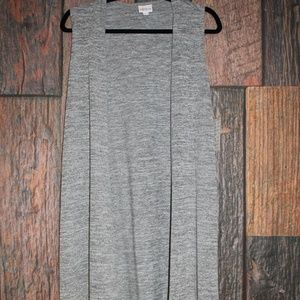 Lularoe Small Joy Sweater Vest